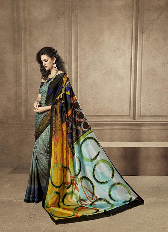 Sareetag Splendid Designer Digital Printed Signature Saree Collection